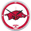 Arkansas Razorbacks Round Wall Clock, WINC2912591