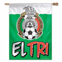 Mexican National Soccer League Banner, WINC34620081