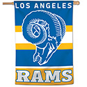 Los Angeles Rams Classic House Banner