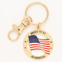 Proud To Be An American Key Chain, WINC54649061