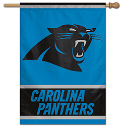 Carolina Panthers House Banner
