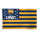 University of Nothern Colorado Deluxe Americana Flag, WINC68251118