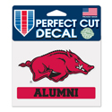 Arkansas Alumni Decal