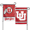 University of Utah 2-Sided Garden Flag, WINC72951017G