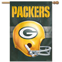 Green Bay Packers Classic Logo House Banner, WINC73333017