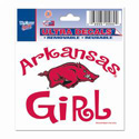 Arkansas Girl Decal
