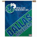 Dallas Mavericks Vintage Logo Banner, WINC77433091